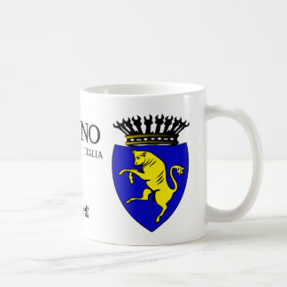 Bull with Crown from Torino, Italy | Coffee Mug