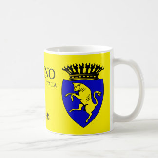 Bull with Crown from Torino, Italy | Mug