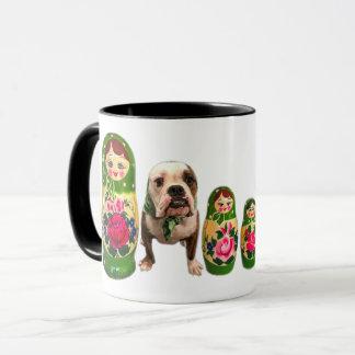 Bullbushka Mug