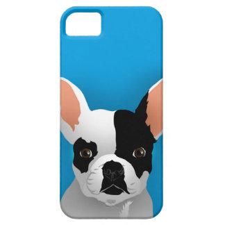 Bulldog art - french bulldog barely there iPhone 5 case