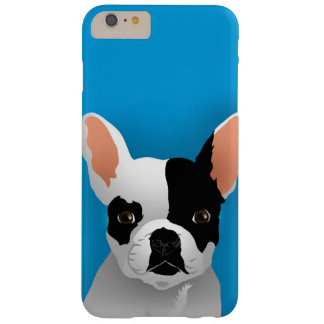Bulldog art - french bulldog barely there iPhone 6 plus case