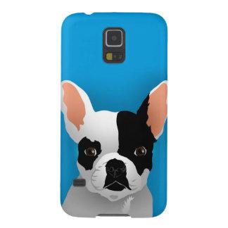 Bulldog art - french bulldog case for galaxy s5