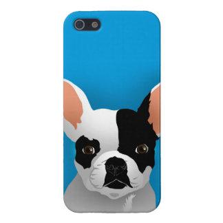 Bulldog art - french bulldog iPhone 5 case
