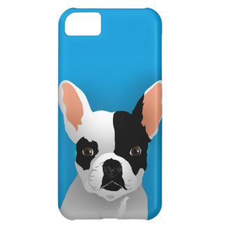 Bulldog art - french bulldog iPhone 5C case