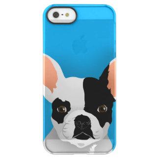 Bulldog art - french bulldog permafrost® iPhone SE/5/5s case
