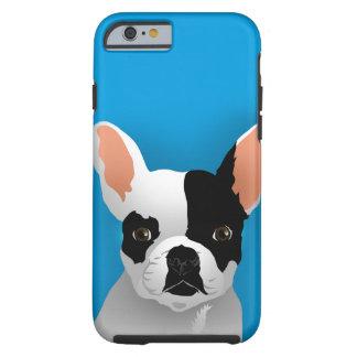 Bulldog art - french bulldog tough iPhone 6 case
