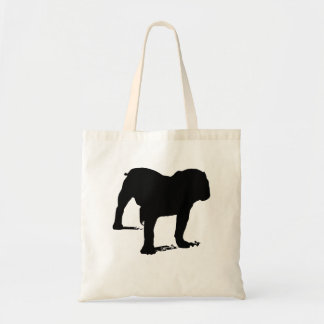 Bulldog Canvas Bags