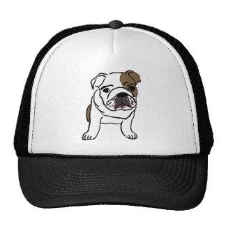 Bulldog Cap