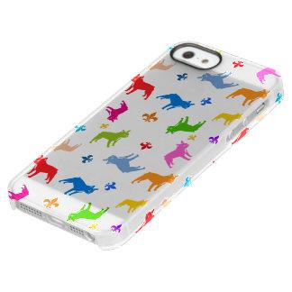 Bulldog Case Uncommon Permafrost® Deflector iPhone 5 Case