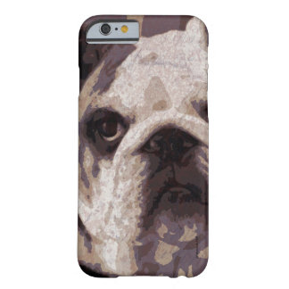 Bulldog Close Barely There iPhone 6 Case