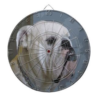 bulldog dartboard