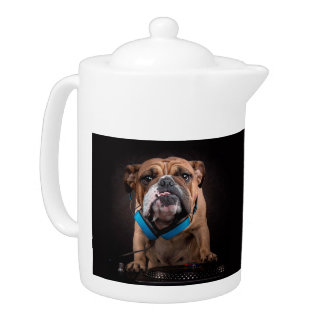 bulldog dj - dj dog