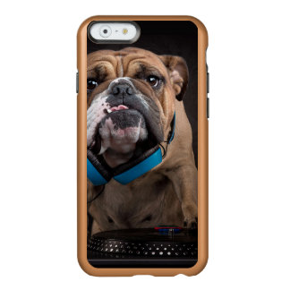 bulldog dj - dj dog incipio feather® shine iPhone 6 case