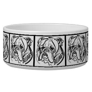 Bulldog Dog Doodle