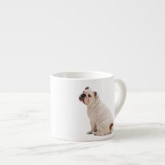 Bulldog Espresso Mug