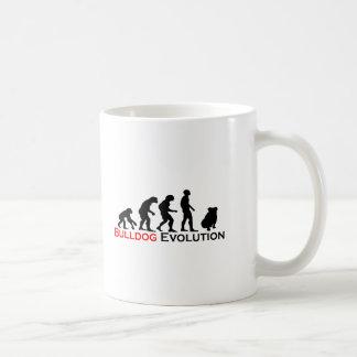 Bulldog Evolution Mug