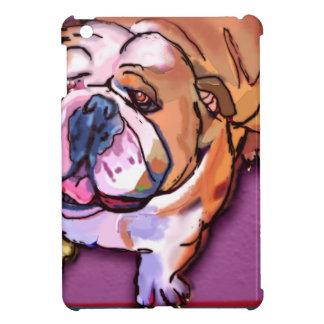 Bulldog iPad Mini Cover
