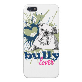 Bulldog iPhone 5 Case