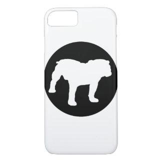 bulldog iPhone 8/7 case