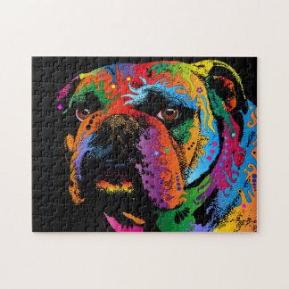Bulldog Jigsaw Puzzle
