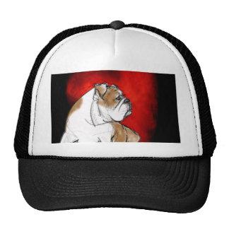 Bulldog Love Cap