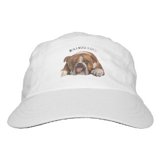 Bulldog Love hat