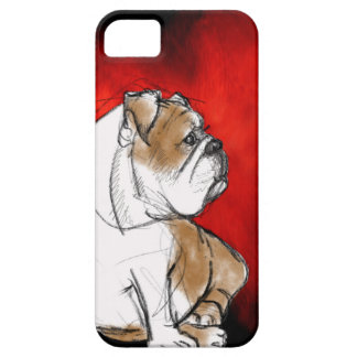 Bulldog Love iPhone 5 Cases