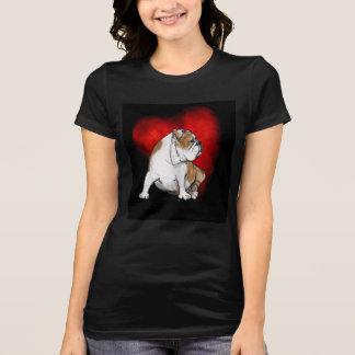 Bulldog Love T-Shirt