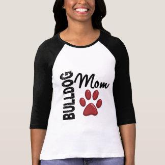 Bulldog Mom 2 T-shirt