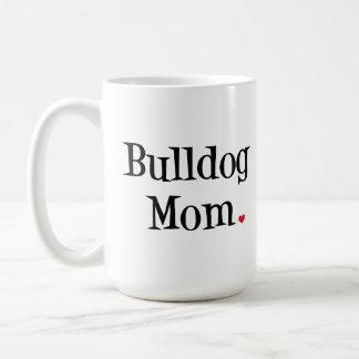 Bulldog Mom Mug