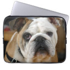 Bulldog.png Laptop Sleeve