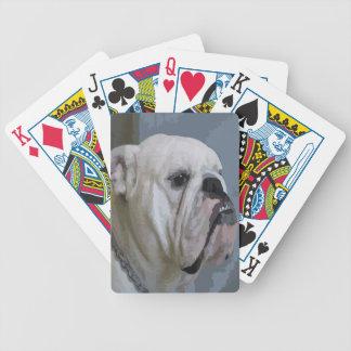 bulldog poker deck