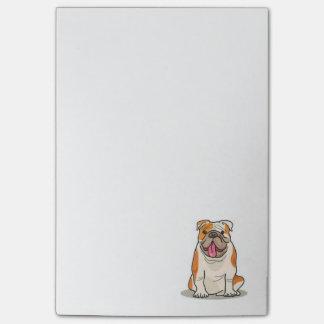 Bulldog Post-it Post-it® Notes