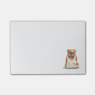 Bulldog PostIts Post-it® Notes