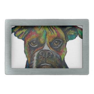 bulldog rectangular belt buckles