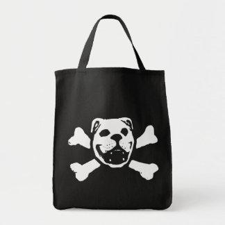 Bulldog Skull Bag