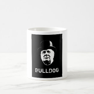 Bulldog - Winston Churchill Coffee Mug