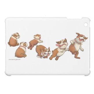 bulldogs horizontal cover for the iPad mini