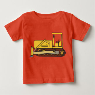 bulldozer Baby Fine Jersey T-Shirt