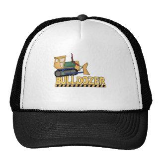 Bulldozer Cap