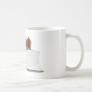 bulldozer construction equipment machinery coffee mug
