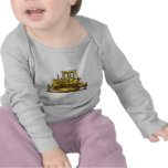 Bulldozer Dozer Baby T-Shirt