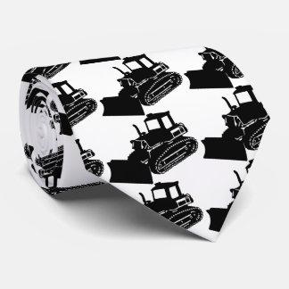 bulldozer tie