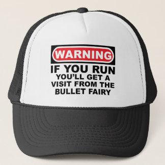Bullet Fairy Trucker Hat