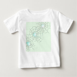 Bullet Holes in Glass Baby T-Shirt