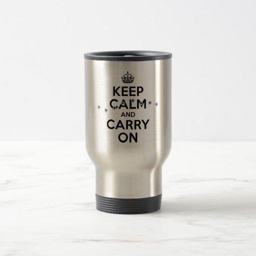 Bullet holes mugs