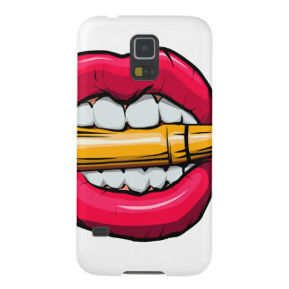 bullet in mouth. galaxy s5 cases