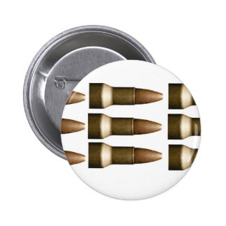 bullet rows yeah 6 cm round badge