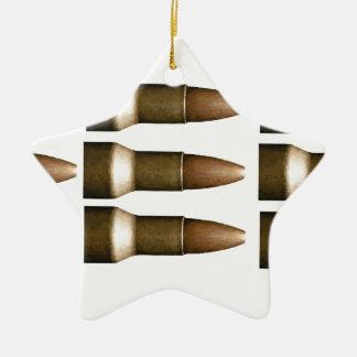 bullet rows yeah ceramic star decoration