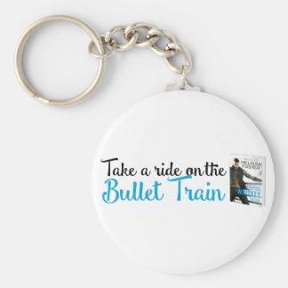 Bullet Whiskey Take A Ride Keychain